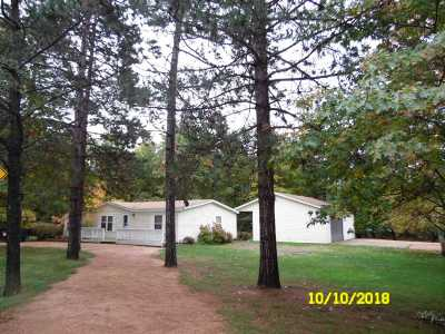 Mosinee Single Family Home Active - With Offer: 202771 Sharon Lane