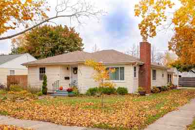 Wausau Single Family Home Active - With Offer: 2315 Mount View Boulevard