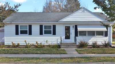 Wausau WI Single Family Home For Sale: $112,900
