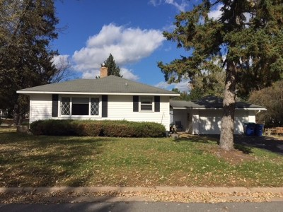 Wausau WI Single Family Home For Sale: $109,900