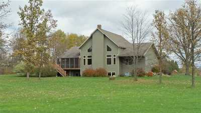 Medford Single Family Home Active - With Offer: N2571 State Highway 64