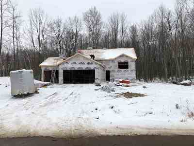 Wausau WI Single Family Home For Sale: $234,000