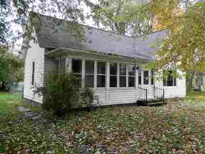 Merrill Single Family Home For Sale: 502 N Mill Street