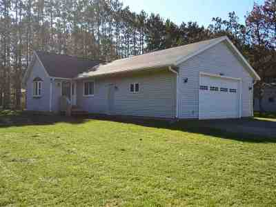 Wisconsin Rapids Single Family Home For Sale: 6340 David Drive