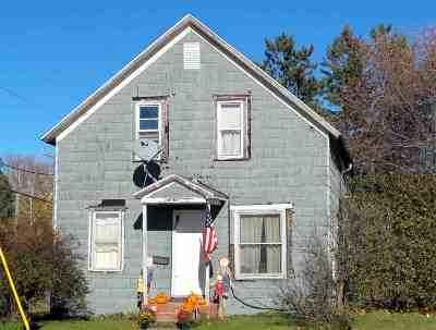 Single Family Home Sold: 342 N Second Street