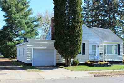 Merrill Single Family Home Active - With Offer: 107 S Sales Street