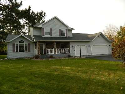 Wausau Single Family Home Active - With Offer: 1103 Flax Lane