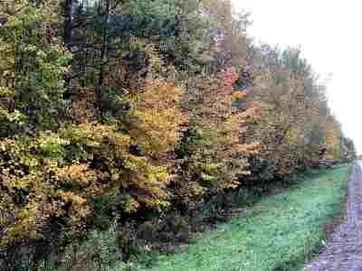 Gilman Residential Lots & Land For Sale: N5134 County Road H