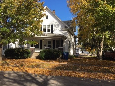 Wausau Single Family Home For Sale: 925 S 4th Avenue