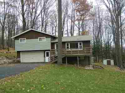 Wausau WI Single Family Home Active - With Offer: $129,900