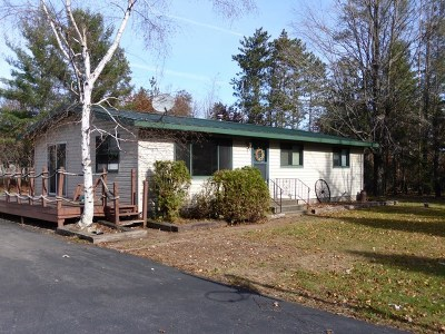 Mosinee Single Family Home Active - With Offer: 146262 Moon Road