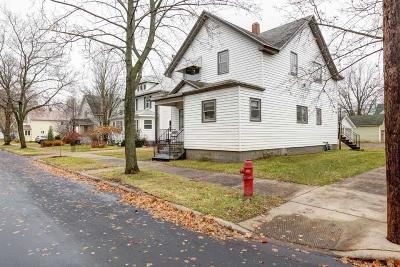 Wausau WI Single Family Home For Sale: $64,900