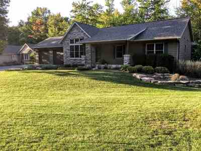 Wausau WI Single Family Home For Sale: $314,900