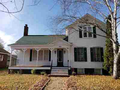 Merrill Single Family Home Active - With Offer: 202 Cottage Street