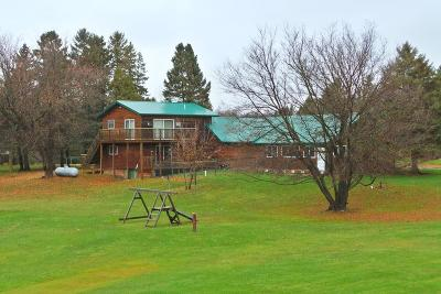 Gilman Single Family Home Active - With Offer: N4664 County Road G