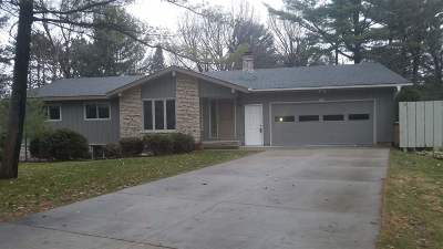 Stevens Point Single Family Home Active-Bump: 5316 Forest Circle North