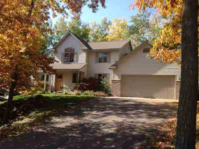 Wausau Single Family Home For Sale: 1920 Hidden Trail
