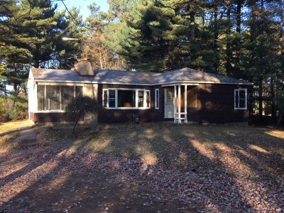 Wausau Single Family Home For Sale: 3206 Eagle Avenue
