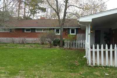 Wausau Single Family Home For Sale: 5203 Lakeshore Drive