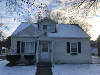 Wausau Single Family Home For Sale: 231 N 7th Avenue