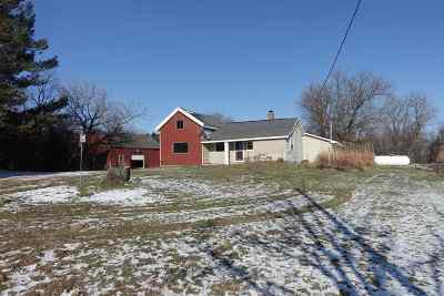 Almond Single Family Home For Sale: 8072 County Road N