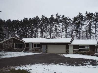 Merrill Single Family Home Active-Bump: 246303 County Road W