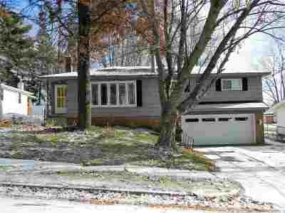 Wausau Single Family Home Active - With Offer: 1213 N 4th Avenue
