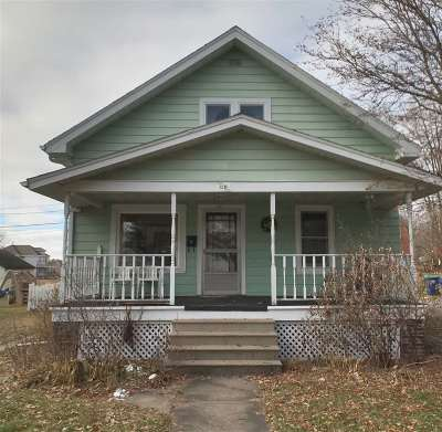 Wausau Single Family Home Active - With Offer: 1216 N 4th Street