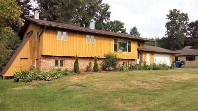 Wausau Single Family Home For Sale: 120 N 28th Avenue
