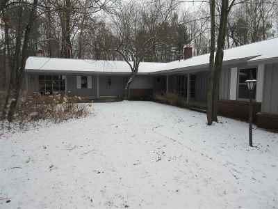 Stevens Point Single Family Home Active - With Offer: 5891 Algoma Street