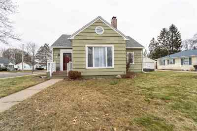 Wausau Single Family Home For Sale: 2016 Lamont Street