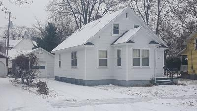 Wausau WI Single Family Home Active - With Offer: $87,500