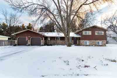 Wausau Single Family Home For Sale: 1705 Lily Lane