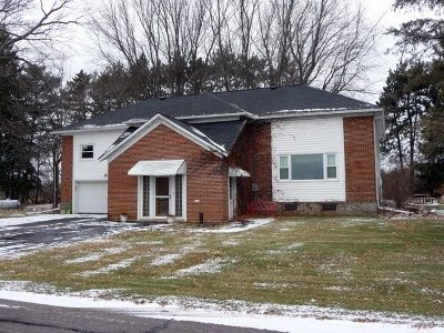 Mosinee Single Family Home Active - With Offer: 141240 Moon Road