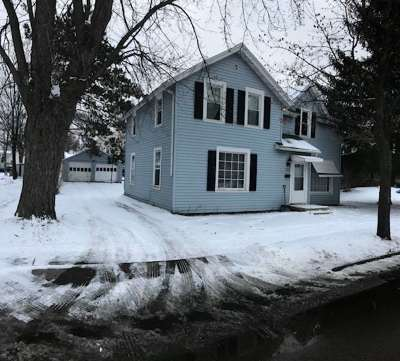 Wausau WI Single Family Home For Sale: $63,000