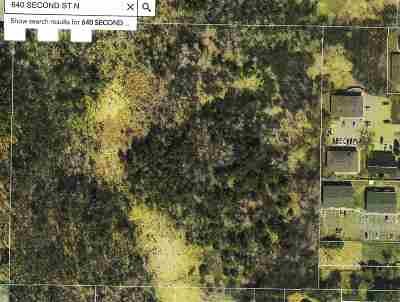 Stevens Point Residential Lots & Land For Sale: 2nd Street North