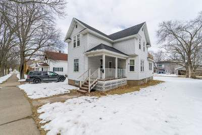 Wausau WI Single Family Home For Sale: $73,900