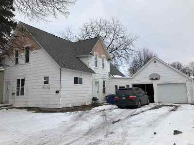 Wausau WI Multi Family Home For Sale: $58,900