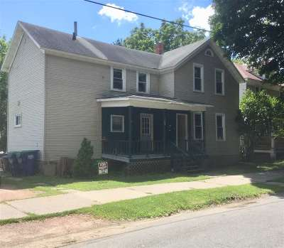 Wausau WI Multi Family Home For Sale: $74,900