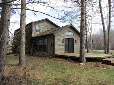 Athens Single Family Home For Sale: 2286 County Road F