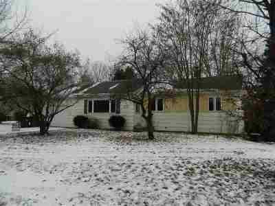 Weston Single Family Home Active - With Offer: 6110 Camp Phillips Road