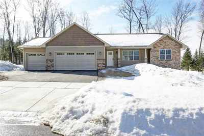 Wausau Single Family Home For Sale: 6613 Sarissa Drive
