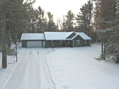 Wisconsin Rapids Single Family Home Active - With Offer: 6321 Timberline Way