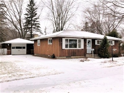 Wausau Single Family Home For Sale: 1233 Plumer Street