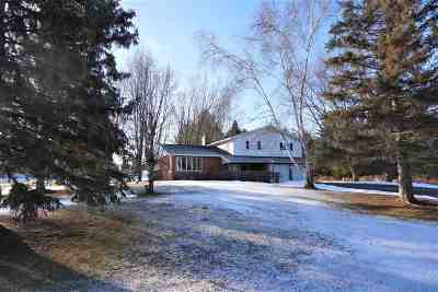 Wausau Single Family Home Active - With Offer: 9303 Stettin Drive