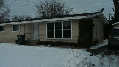Single Family Home Sold: 1316 Railroad Street