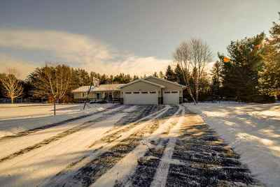 Wisconsin Rapids Single Family Home Active - With Offer: 3331 S 87th Street