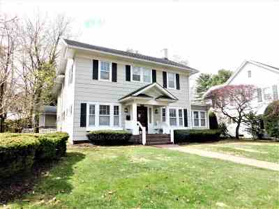 Wausau Single Family Home For Sale: 917 Hamilton Street