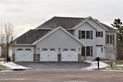 Weston Single Family Home Active - With Offer: 5703 Rippling Creek Drive