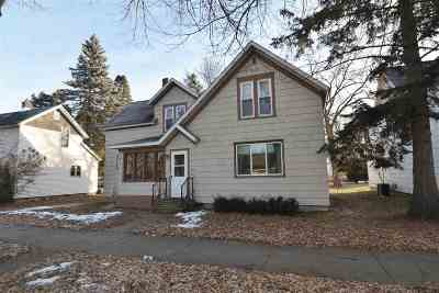 Wausau Single Family Home For Sale: 917 S 5th Avenue